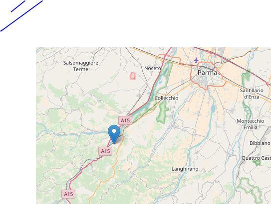 Terremoto a Parma, avvertito anche a Torino