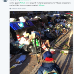 emergenza rifiuti roma porta a porta montanari - 2