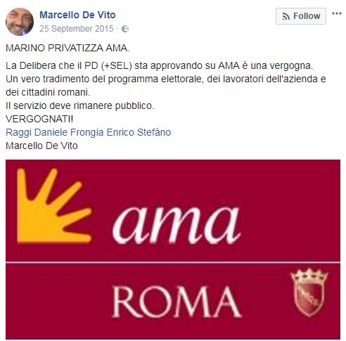 m5s roma ama rifiuti 2015 - 3
