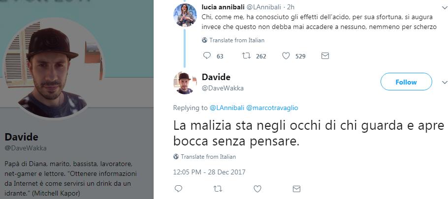marco travaglio acido legislatura lucia annibali - 12