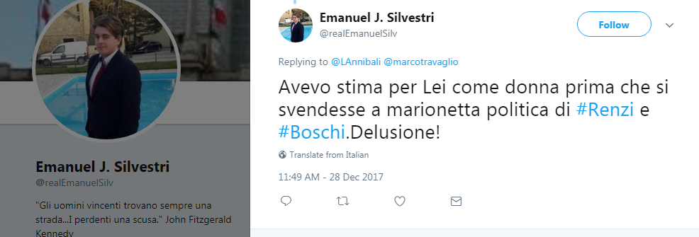 marco travaglio acido legislatura lucia annibali - 3