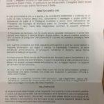 mozione sfiducia capoccioni III municipio roma m5s - 2