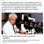paolo bernini telethon icare ricercare tettamanti - 5