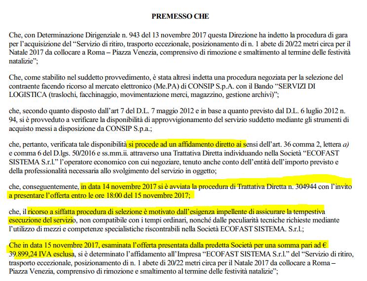 spelacchio roma bandi m5s - 3