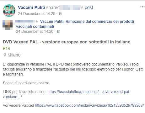 vaccini puliti vitamina k analisi montanari - 14