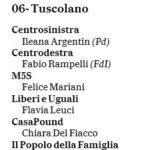 candidati roma camera senato 3