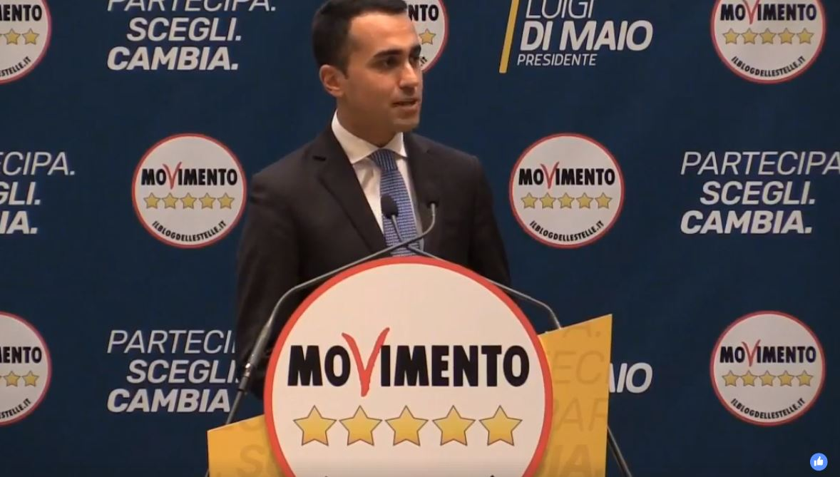 I candidati all 39 uninominale del m5s next quotidiano for Presidente movimento 5 stelle
