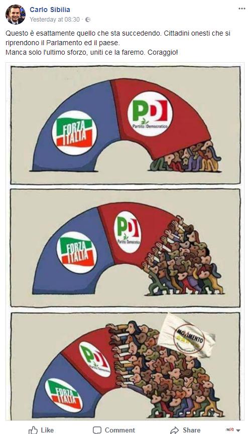 carlo sibilia eneko vignetta podemos - 1