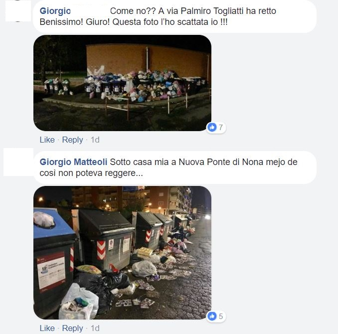 complotto immondizia 1