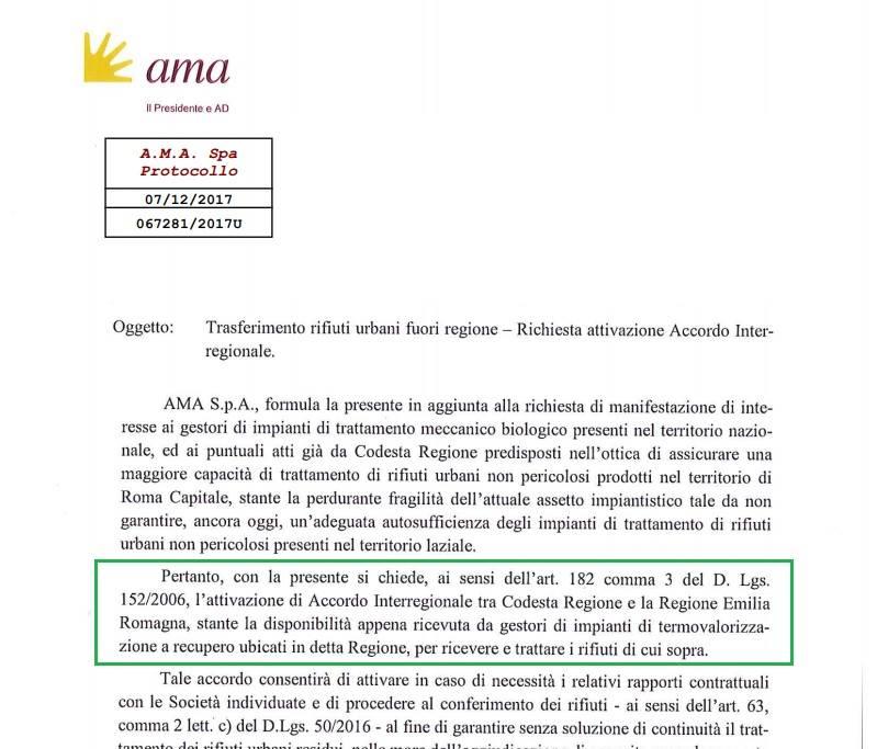 daniele diaco bonaccini rifiuti emilia romagna roma - 10