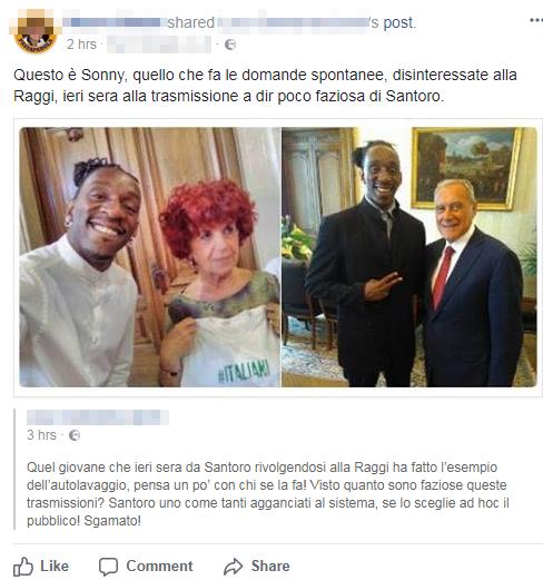 francesca de vito sonny olumati santoro raggi - 5