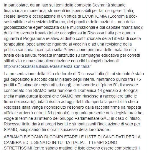 franco trinca riscossa italia free vax - 2