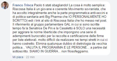 franco trinca riscossa italia free vax - 3