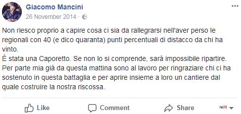 giacomo mancini jr forza italia fratelli d'italia partito democratico cosenza - 4