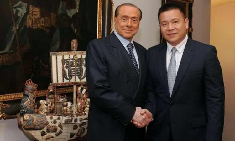 inchiesta vendita milan Yonghong Li berlusconi