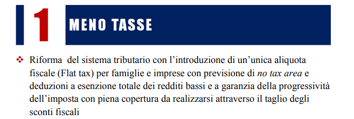 m5s coperture qualità vita italiani bufala - 4