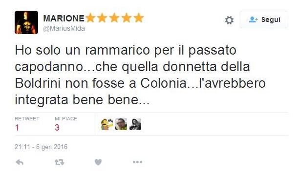 marione marius mida twitter - 5