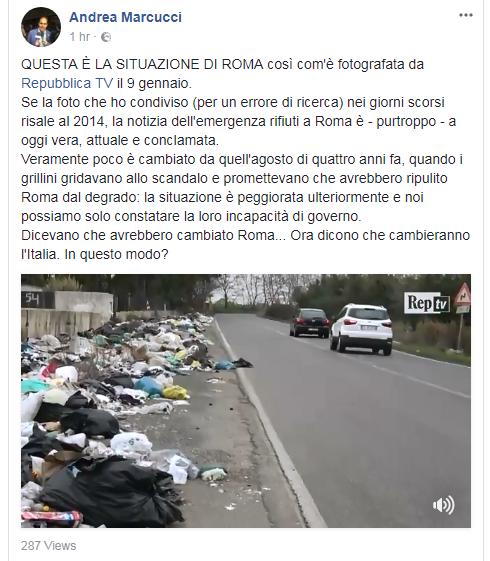 monnezza roma foto marcucci - 1