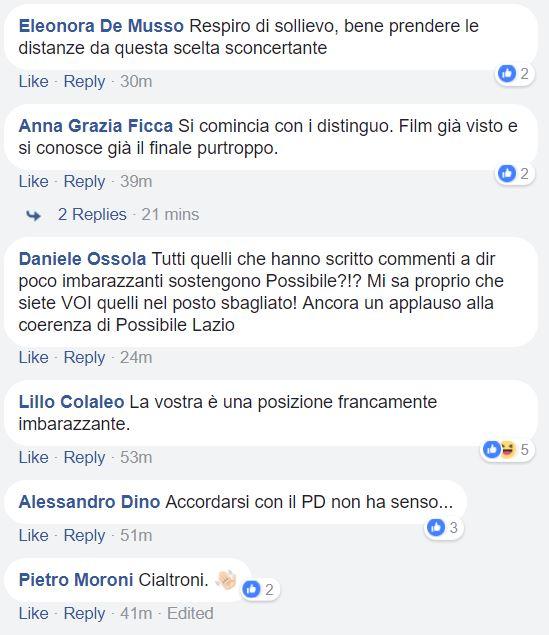 Lorenzin rompe con Zingaretti a causa di Liberi e Uguali