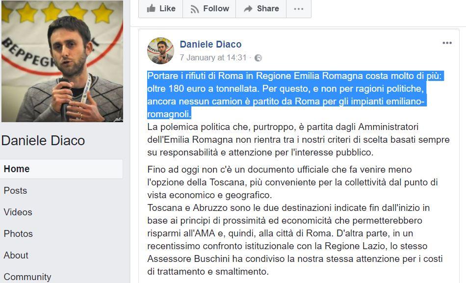 Rifiuti di Roma, riunione in Abruzzo Galletti: attenzione a nuova emergenza