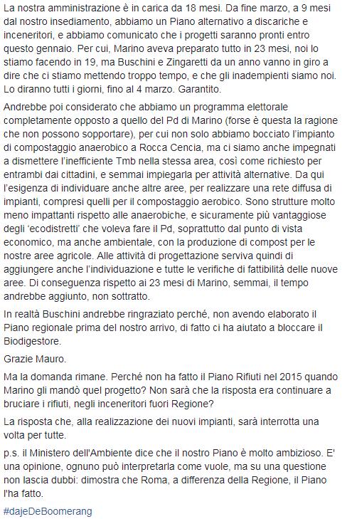 slide impianti compostaggio m5s roma regione buschini montanari - 2