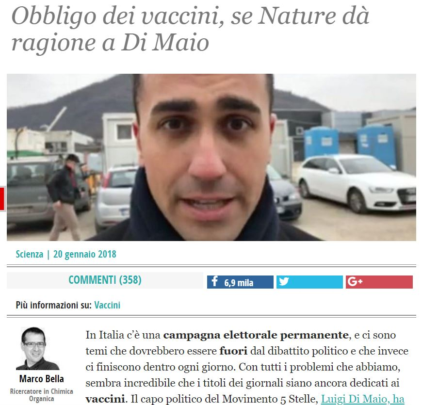 MARCO BELLA NATURE DI MAIO