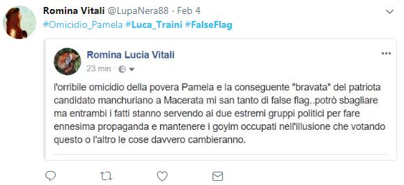 false flag macerata traini - 2