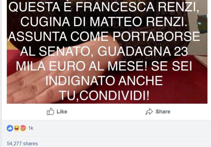 francesca renzi cugina di matteo renzi 1