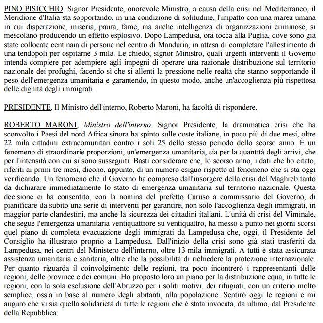 matteo salvini lega nord costi sprar 2011 roberto maroni - 4