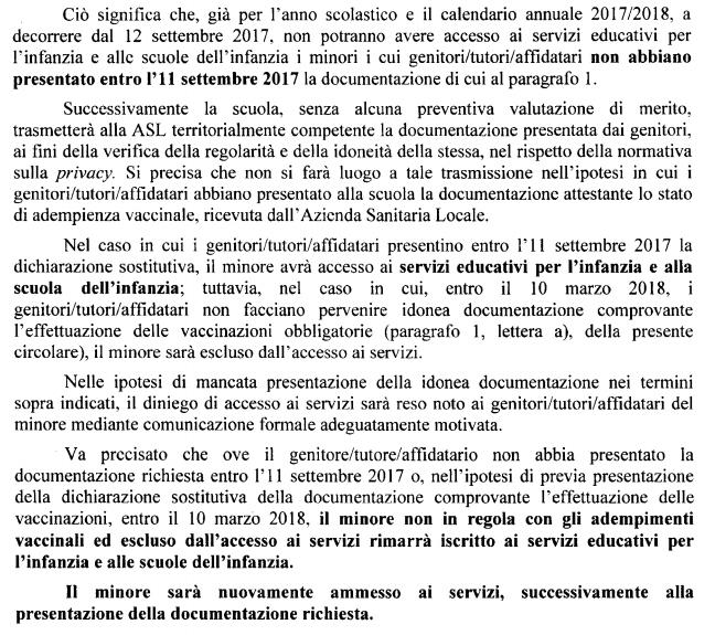 Lorenzin attacca i No Vax: