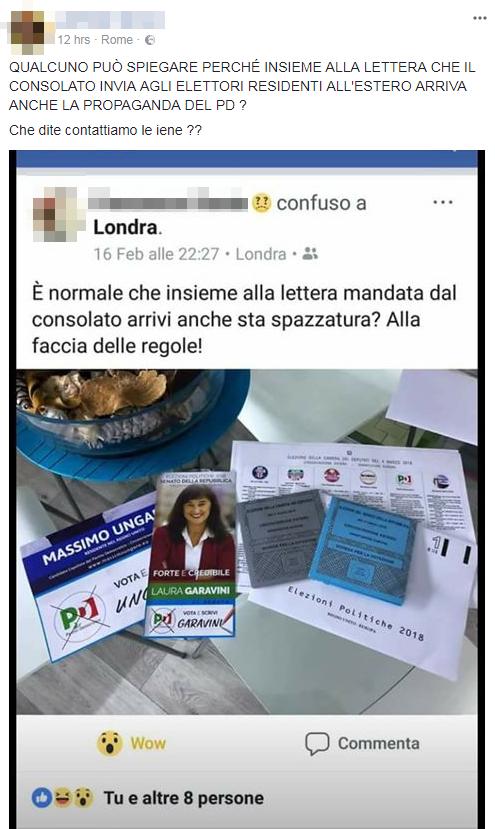voto estero pubblicità elettorale - 1