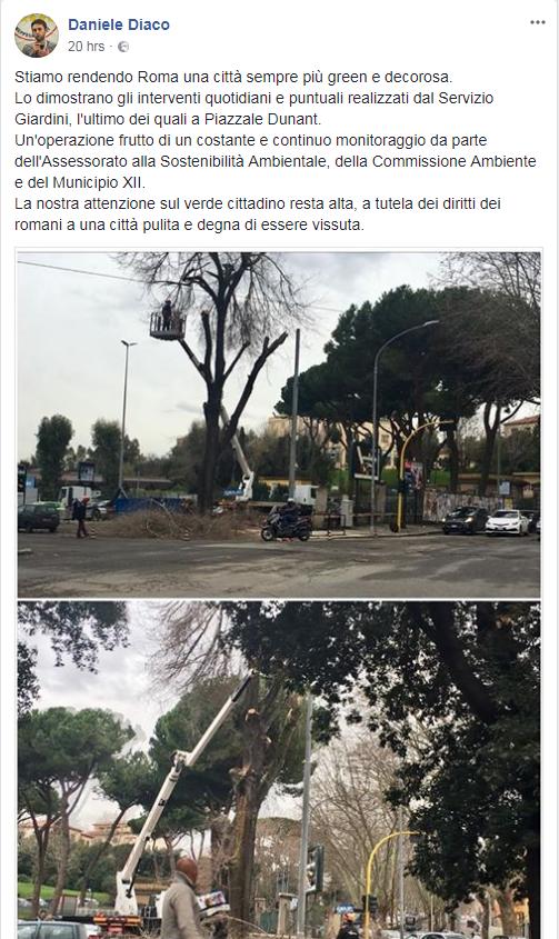 daniele diaco m5s roma capitozzatura - 1