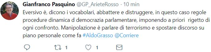 gianfranco pasquino 3