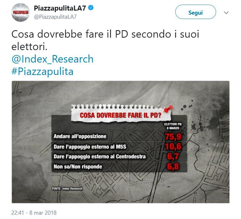 Lega, Salvini: «Non smanio per essere premier, lo prendo come un servizio»
