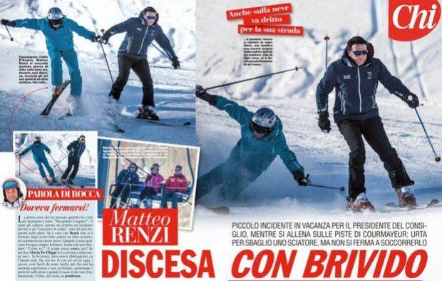 matteo renzi sciare