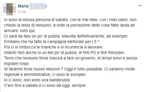 renziani pd sconfitta - 8