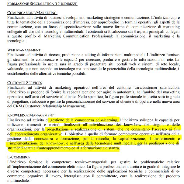 roberto fico master knowledge management politecnico milano - 4