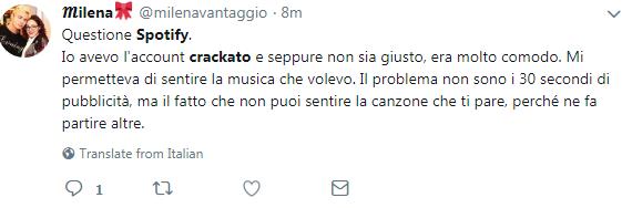 spotify crack crackato utenti bloccati - 8