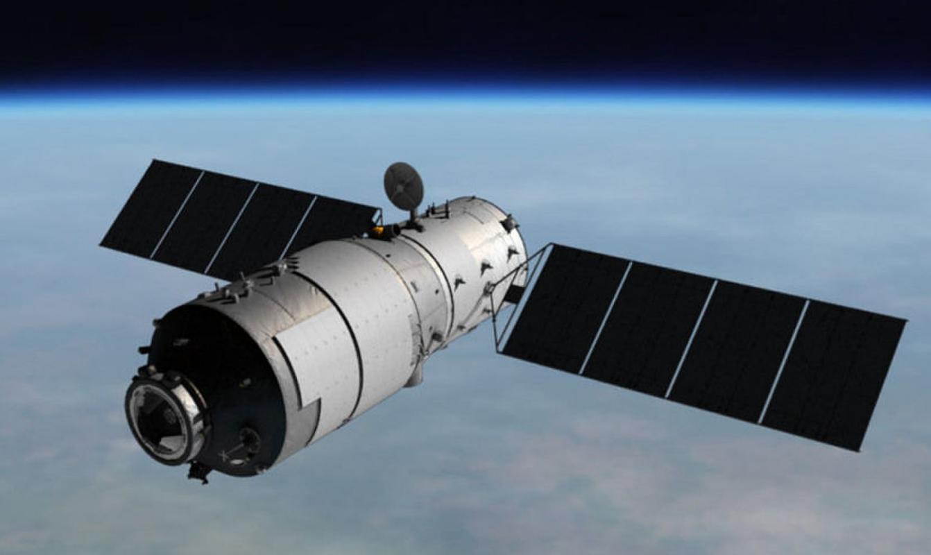 tiangong -1 satellite cinese caduta protezione civile esa - 5