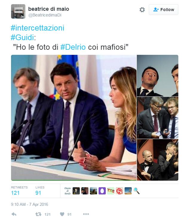titti brunetta condanna luca lotti iacoboni la stampa beatrice di maio- 1