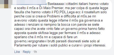 appoggio esterno forza italia m5s governo di maio - 4