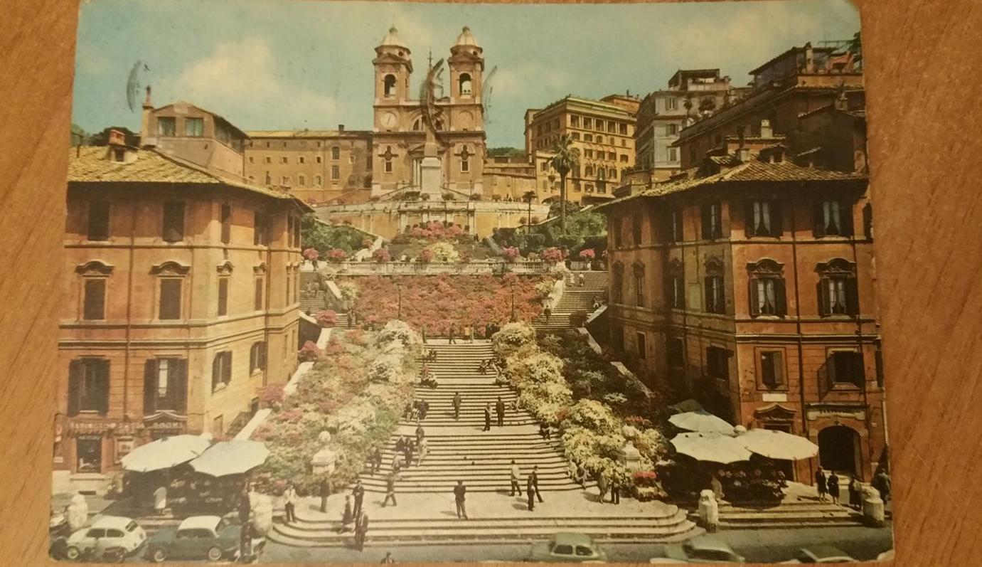 daniele diaco azalee scalinata piazza di spagna - 5