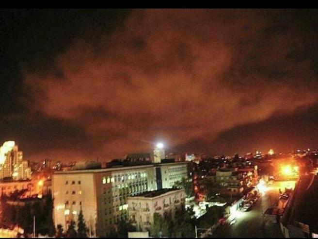 donald trump attacco siria 2