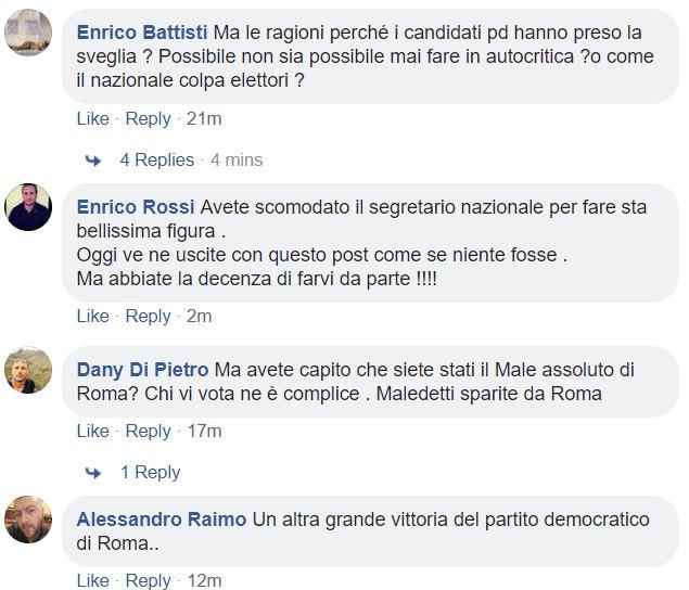 pd roma facebook