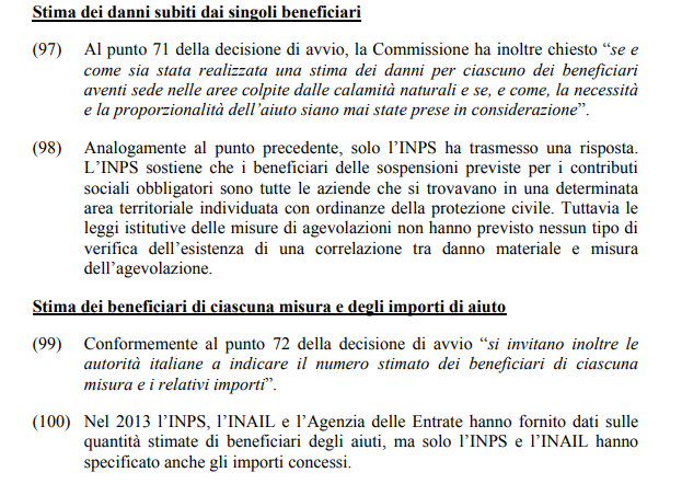 terremoto fiscale manifestazione aquila meloni procedura infrazione - 2