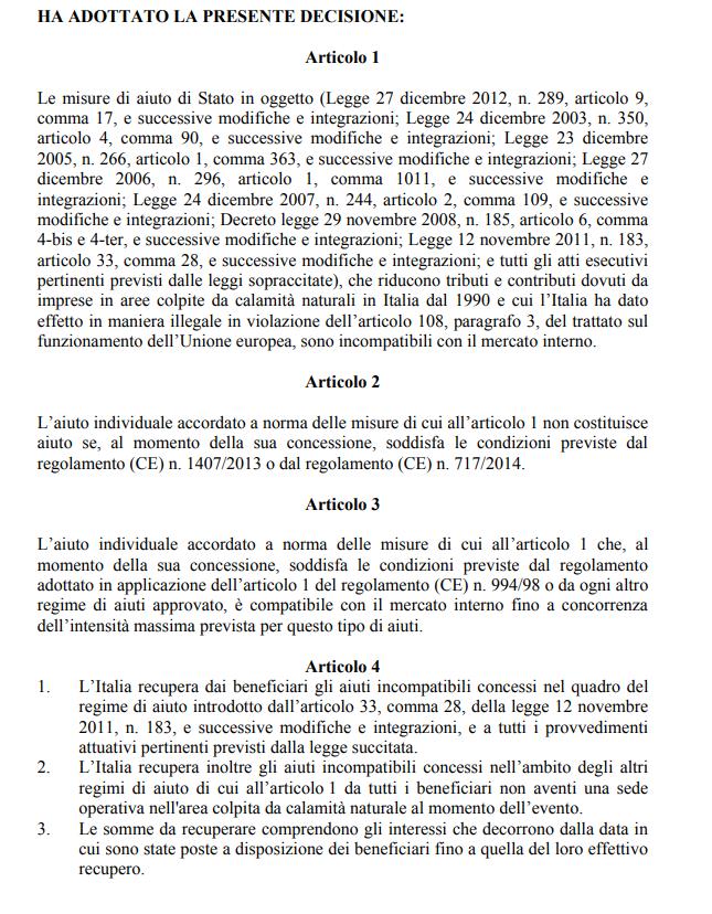 terremoto fiscale manifestazione aquila meloni procedura infrazione - 3