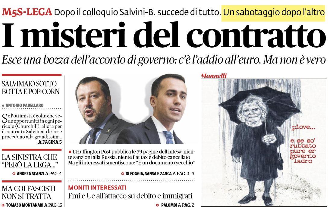 Governo, Delrio: