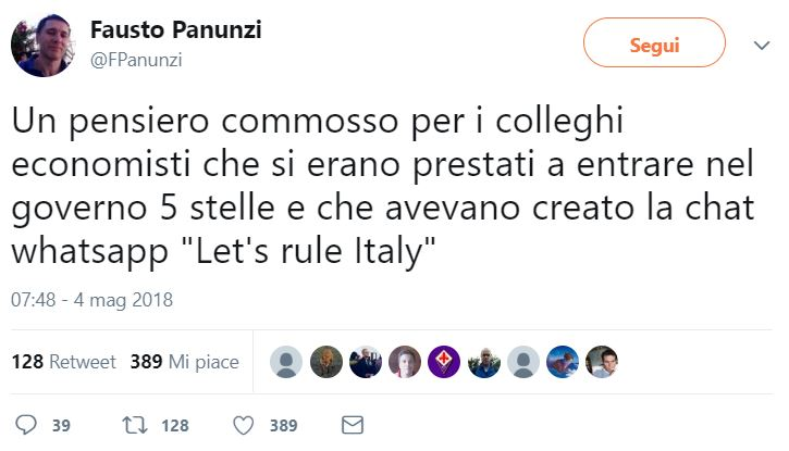 let's rule italy