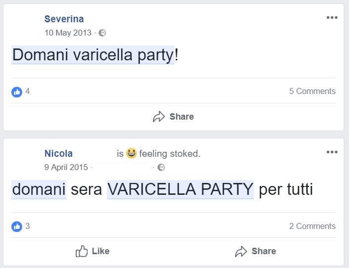varicella party 1