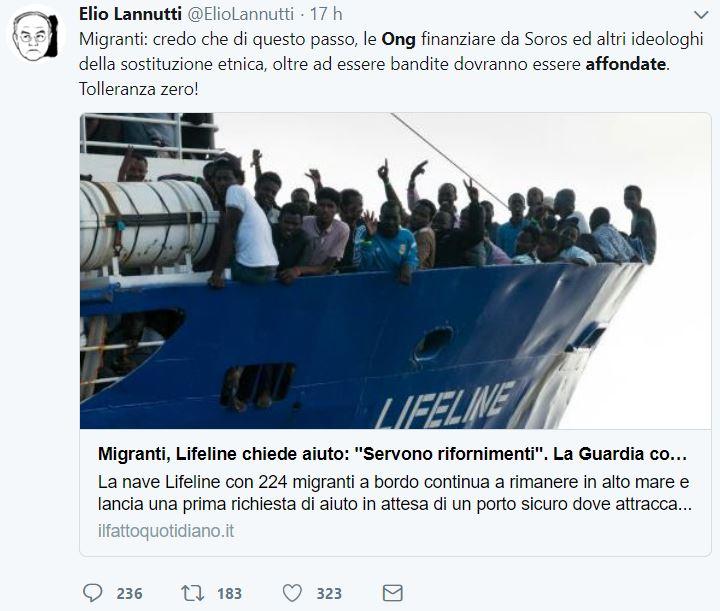 Risultati immagini per Elio Lannutti  ong